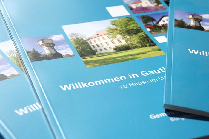 Bürgerbroschüre für die Gemeinde Gauting